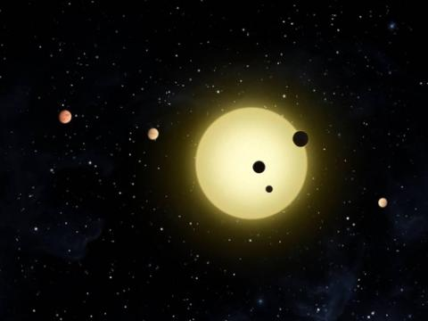 외계행성 상상도  ⓒ NASA/JPL-Caltech / 연합뉴스