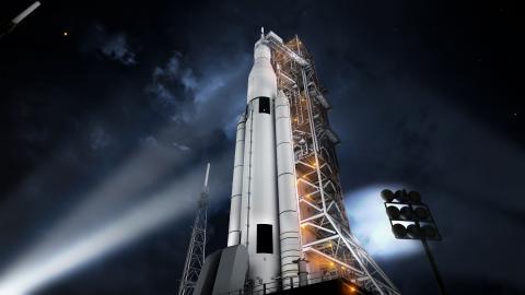 화성 유인 탐사의 성공 여부는 SLS에 달렸다고 해도 과언이 아니다. ⓒ NASA