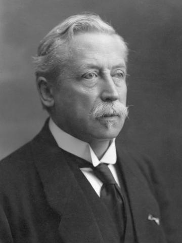 각기병의 원인이 쌀겨에 있는 물질임을 밝혀 1929년 노벨 생리의학상을 수상한 크리스티안 에이크만. ⓒ public domain