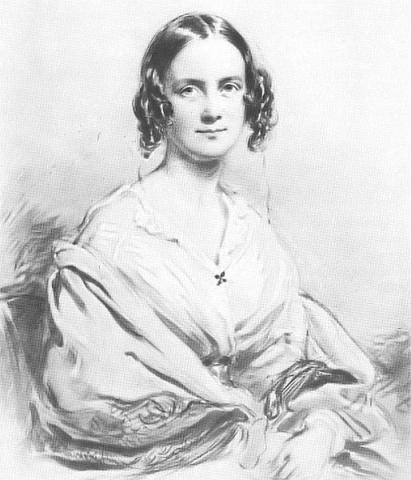 다윈의 사촌누나이자 아내였던 엠마 다윈 ⓒ 위키미디어