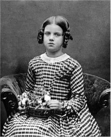 어린 나이에 사망한 다윈의 큰딸 애니 ⓒ 위키미디어