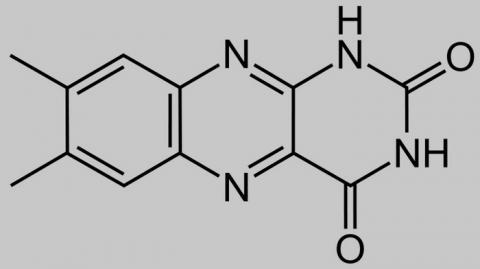 루미크롬의 분자식 구조 Ⓒ 위키피디아