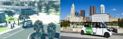 미 콜럼버스시의 스마트시티 사업은 공공부문이 정책개입을 통해 성공적으로 신기술을 도입한 사례로 꼽힌다 Ⓒ 한국교통연구원
