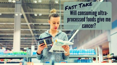 중독성이 있는 맛과 향, 색상 등이 첨가된 '고도의 가공식품'을 다량 섭취할수록 식욕이 증진돼 비만 등의 질병을 유발할 수 있다는 연구 결과가 미국 국립 연구소에 의해 밝혀졌다. ⓒInternational Food Information Council Foundation