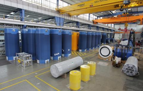 GNS는 방사성 폐기물을 안전하게 처리할 수 있는 기술을 보유한 세계적 기업이다 ⓒ GNS