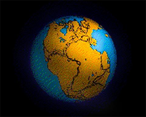 지구에서 생성된 최초의 대륙으로 추정되는 '판게아'. 엄청난 양의 바닷물이 맨틀 내부를 스며들면서 지각 판 변동에 의해 '판게아'가 생성됐다는 연구 결과가 발표돼 주목을 받고 있다. ⓒWikipedia
