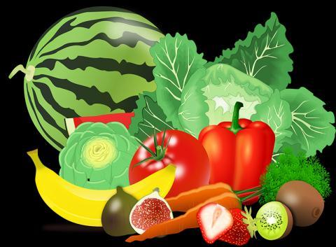 전세계적으로 과일과 야채 섭취량이 부족해 수백만 명의 심장병 사망자가 발생한다는 연구가 나왔다.  Credit: Pixabay