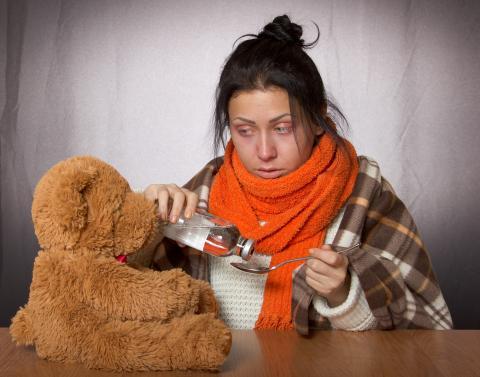 항콜린성 우울증 약도 많이 처방돼 대체 약물이 필요한 것으로 지적됐다.  Credit: Pixabay / Alexandr Litovchenko