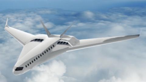 수소연료전지 기반의 전기 항공기 개발 프로젝트가 시작됐다 Ⓒ Illinois univ.