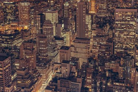 홍 교수는 특히 주목해야 할 인류세의 특징으로 '도시화'를 꼽았다.  ⓒ pixabay