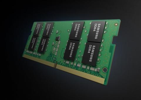 일본이 한국에 대해 반도체의 핵심 소재 수출을 규제하면서 세계 언론들이 큰 우려를 표명하고 있다. 사진은 삼성이 생산하고 있는 DRAM. ⓒsamsung.com