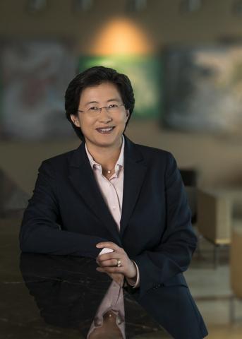 리사 수는 언론과 회사 내부에서 최고경영자(CEO) 대신 박사(Ph.D)라고 불린다. 이는 천재적인 반도체 공학자이자 뛰어난 경영자인 그에 대한 존경을 담은 표현이다. ⓒ Flickr / AMD Global