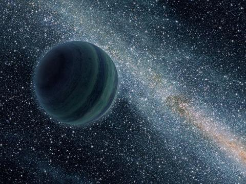 떠돌이행성 © NASA/JPL-Caltech