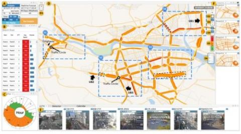 울산과학기술원(UNIST) 연구진이 개발한 시각화 시스템의 모습  ⓒ UNIST
