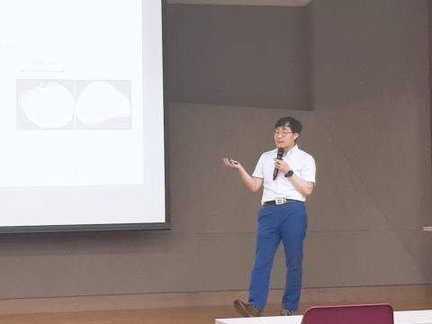 지난 6월 22일, 국립과천과학관에서는 김범준 서강대 물리학과 교수의 '통계물리학으로 본 세상' 강의가 진행되었다.