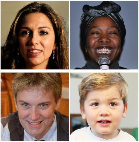 좌우 비교 사진 중에서 오른쪽이 진짜 사진 © WhichFaceIsReal