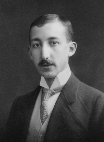 동위원소의 응용에 관한 공헌으로 1943년 노벨 화학상을 수상한 헝가리의 화학자 게오르크 헤베시. Ⓒ public domain