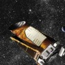 케플러 우주망원경이 수집한 데이터에서 특이한 밝기 변화를 보이는 HD 139139가 발견돼 화제가 되고 있다. 사진은 케플러 우주망원경의 활동 상상도.