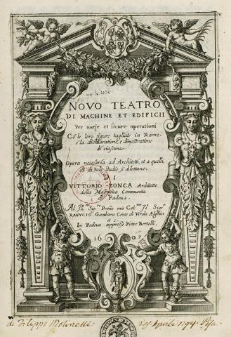 비토리오 종카 '새로운 기계들의 극장' 표지