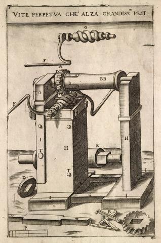 비토리오 종카 '새로운 기계들의 극장' 삽화