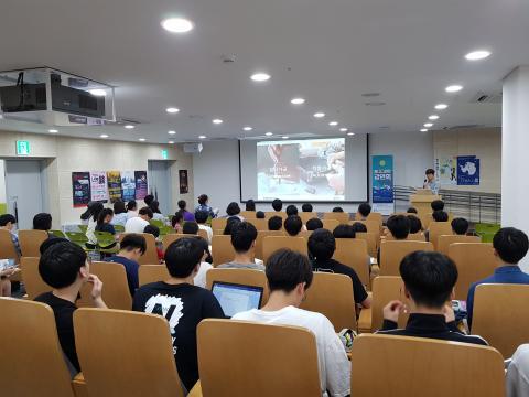 중‧고등학생들은 물론 일반인들까지 과학에 쉽고 친근하게 다가갈 수 있도록 마련된 토요과학강연회가 지난 17일 서울시립과학관에서 열렸다.