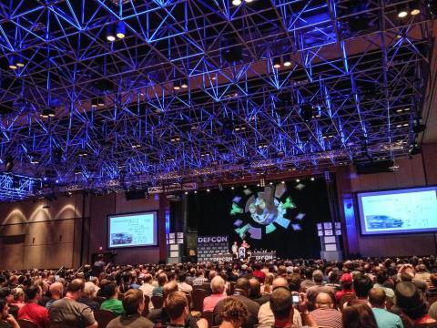 세계 최대 해킹 컨퍼런스 '데프콘' ⓒ Flickr