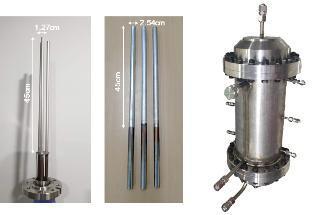 팔라듐 분리막과 분리막 모듈 ⓒ 한국에너지기술연구원