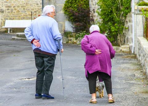 노화는 생명체가 겪는 자연현상이지만 이 과정을 과학적으로 규명해 노화 과정을 늦추거나 노화에 따른 건강상 문제점을 해결하려는 노력이 지속되고 있다.  Credit: Pixabay / Bernd Müller