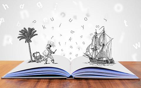 스토리텔링은 이야기를 더욱 생생하게 만든다. © Pixabay