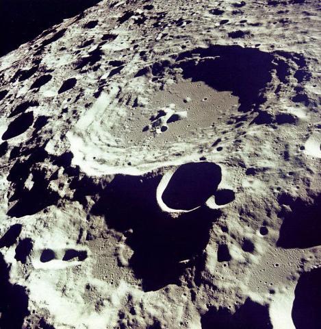 달 표면 모습 ⓒNASA