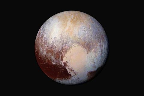 명왕성 ⓒ NASA