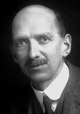 안개상자를 발견해 1927년 노벨 물리학상을 수상한 찰스 윌슨. ⓒ public domain