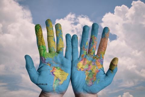 패러다임 전환기를 맞아, 국제적인 시선의 중요성이 더욱 커지고 있다. ⓒ 김청한 / Sciencetimes