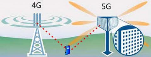 4G 전자파와 5G 전자파의 전파 확산 방식이 다른 이유는 빔포밍 기술 때문이다 ⓒ ifre.re.kr
