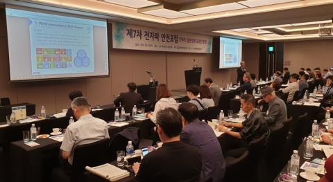 5G 전자파의 유해성 여부에 대해 관련 전문가들과 함께 토론해보는 행사가 개최되었다 ⓒ 김준래/ScienceTimes