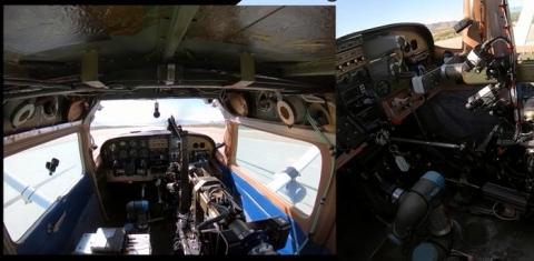 유타주에서 단독으로 전투기를 조종 중인 '로보파일럿'