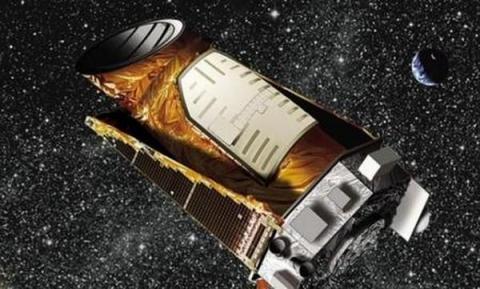 허블과는 다른 방식으로 관측하는 케플러 망원경  ⓒ NASA