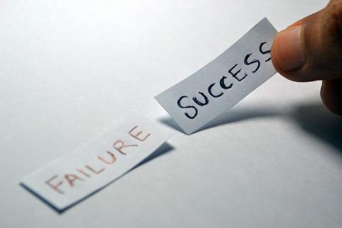 도전적인 아이디어를 테스트하고, 이를 고쳐나가는 오랜 시행착오의 과정을 견뎌내야 비로소 독창적인 개념설계를 이룰 수 있다. 실패를 용인하고, 이를 격려하는 사회 문화가 자리잡아야 하는 이유다. ⓒ Pixabay