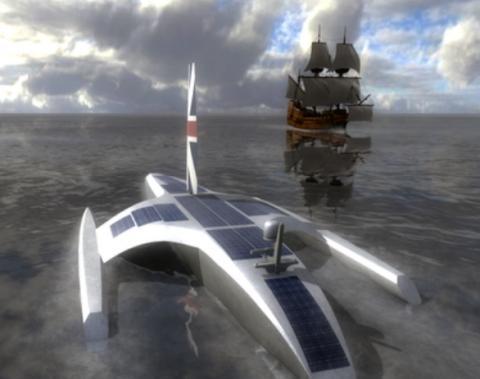 자율운항 선박으로 대서양 횡단 추진