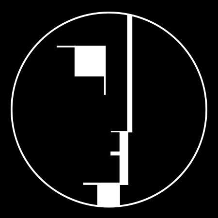 바우하우스 로고  Ⓒ public domain