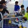 로봇을 활용한 체험은 아이들에게 언제나 인기 만점이다.