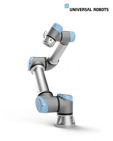 대표적인 협동로봇 UR시리즈의 모습.  ⓒ유니버셜로봇