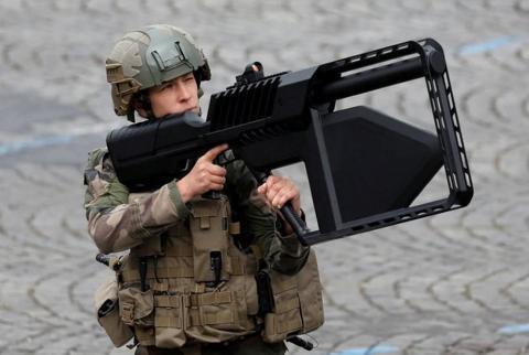 프랑스 육군이 채용한 드론건ⓒ