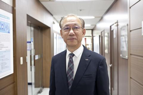 김명준 한국전자통신연구원(ETRI) 원장 ⓒ한국과학기술단체총연합회