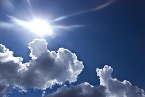 태양열을 간단하게 포집해서 저장햇다가 사용하면 얼마나 좋을까. ⓒ 픽사베이