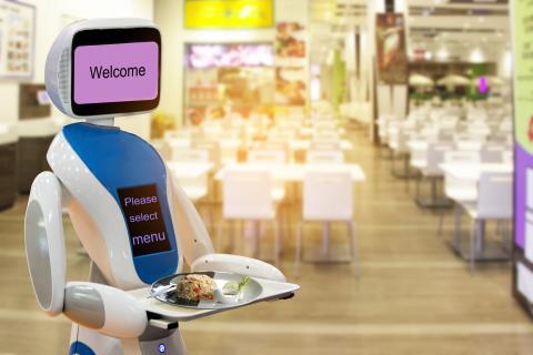 미국의 식당가에 첨단 기술이 대거 도입되고 있는 가운데 오는 2030년에는 '하이브리드 식당'이 대거 등장할 것이라는 보고서가 나와 주목을 받고 있다. ⓒpedanco