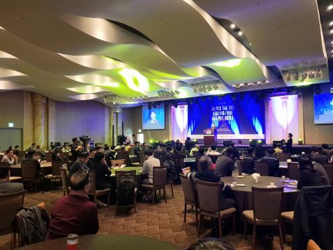'2019 3D 적층 기술 기반 소재·부품·장비 제조 혁신 세미나'가 지난 31일 송도 센트럴파크 호텔에서 열렸다.