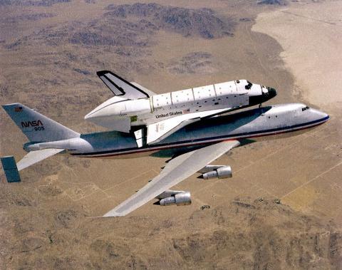우주왕복선 챌린저 ⓒ 위키백과