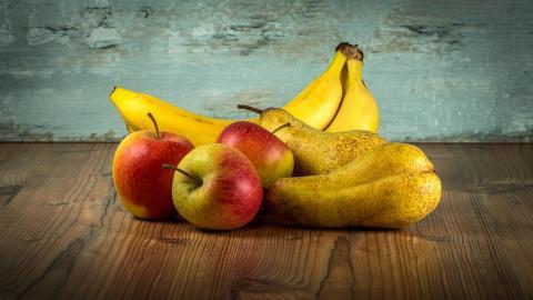 에틸렌은 사과나 바나나를 후숙시키는 식물 호르몬이다 ©Pixabay