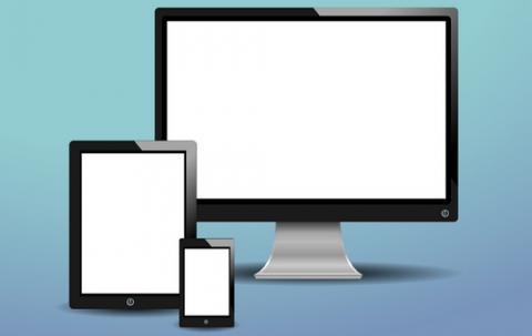 기존 투명 전극 소재는 평평한 디스플레이에만 적용할 수 있다 ⓒ free image